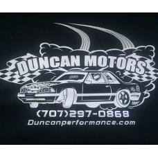 Duncan Motors T Shirt